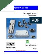 Agilis - Piezo Motor Driven Components