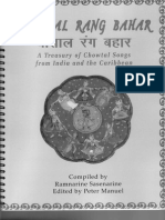 Chowtal phagwa