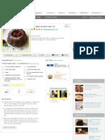 Chocolate Pound Cake III Recipe - Allrecipes.com