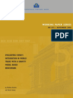 Model the Foreign Trade Policy of China Ecbwp693