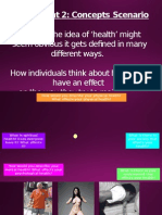 1 - concepts of health p2