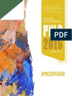 PNLD 2015