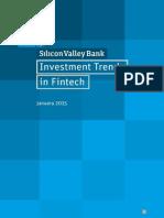 Silicon Valley Bank_ Fintech Report 2015