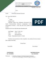 Surat Peminjaman Barang