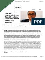 Palermo, Arrestato Roberto Helg