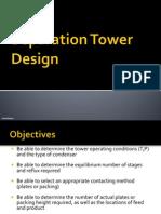 Plant Design_Separation_Tower Design
