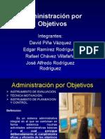 Administracion Por Objetivos