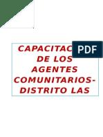 Funcionamiento Del Cpvc Del Cuidado Integral de La Madre y El Niñodistrito de Las Pirias (Enero a Abril 2014)