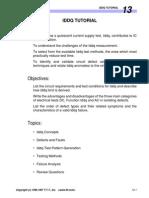Iddq Basics