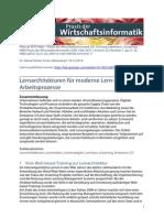 Stoller-Schai 2015 - Lernarchitekturen
