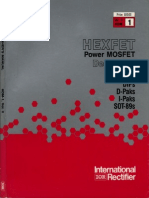 International Rectifier Hexfet Power Mosfet Designer's Manual Volume II International Rectifier 1991 [173]