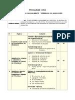 Estructura, Funcionamiento y Operación Del Whelldozer