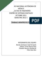 Proyectos minis