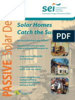 Solar Homes Catch the Sun