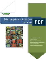 Guia Negocio PYME Minivegetales
