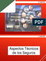 06 Generalidades de Los Seguros Aspectos Tecnicos 2014[1]