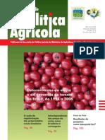 Revista de Politica Agricola n4 - 2010