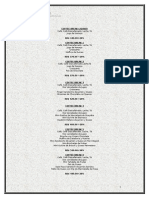 Kit de Banquetes 2013