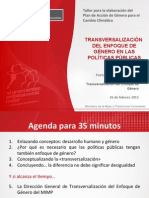 1. Presentación TEG en Las Políticas Públicas - Patricia Carrillo MIMP 26Feb15
