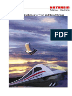 Installation Guide for Train Antennas