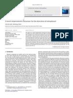 A Novel Amperometric Biosensor for the Detection of Nitrophenol