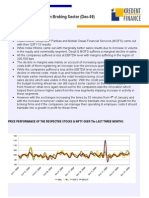 Indian Broking Sector Result Update Q3FY10