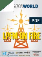 Radio World LPFM On Fire