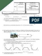 3 teste A funções e equações 2012