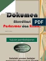 Dokumen. akreditasi puskesmas linis