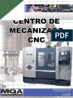 Curso de Entrenamiento - Centro Mecanizado