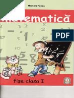 Carti. Caiet.de.Matematica. Fise. Clasa.1. Ed.marcela.penes.