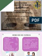 Clase Derecho de Familia...