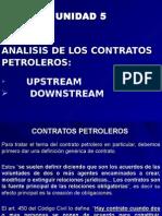 857596894.Unidad N° 5 Analisis de los Contratos Petroleros en el Upstream y Downstream