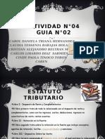 ACTIVIDAD N°04 DIAPOSITIVAS