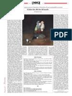 """Recensione al """"Falso Trattato di estetica"""" di Benjamin Fondane"""