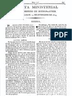 Gazeta Buenos Aires Padre Mier