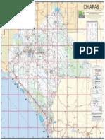carta topografica chiapas