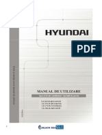 Manual aer conditionat Hyundai