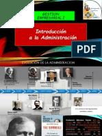 TEMA 01 Introduccion a La Administracion PDF