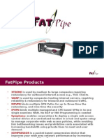 FatPipe Networks - High Availability