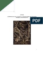 Principales tesis en antropologia
