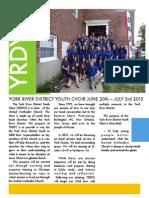 YRDYC 2015 Application