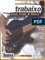 Método de Contrabaixo Soul Funk Disco