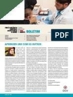 Boletim Assistência à Saúde Em Perigo, nº 3