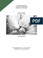 Projeto de Pesquisa - - Do Corpo Ao Culto, Um Corpo Oculto PDF!