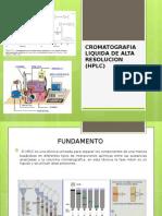 cromatografia HPLC