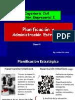 TEMA 3 Planificacion Estrategica
