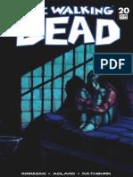 The Walking Dead nro 20