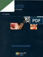 15 OTORRINOLARINGOLOGIA