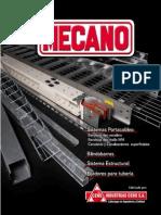 Catalogo Bandejas Portacables Mecano